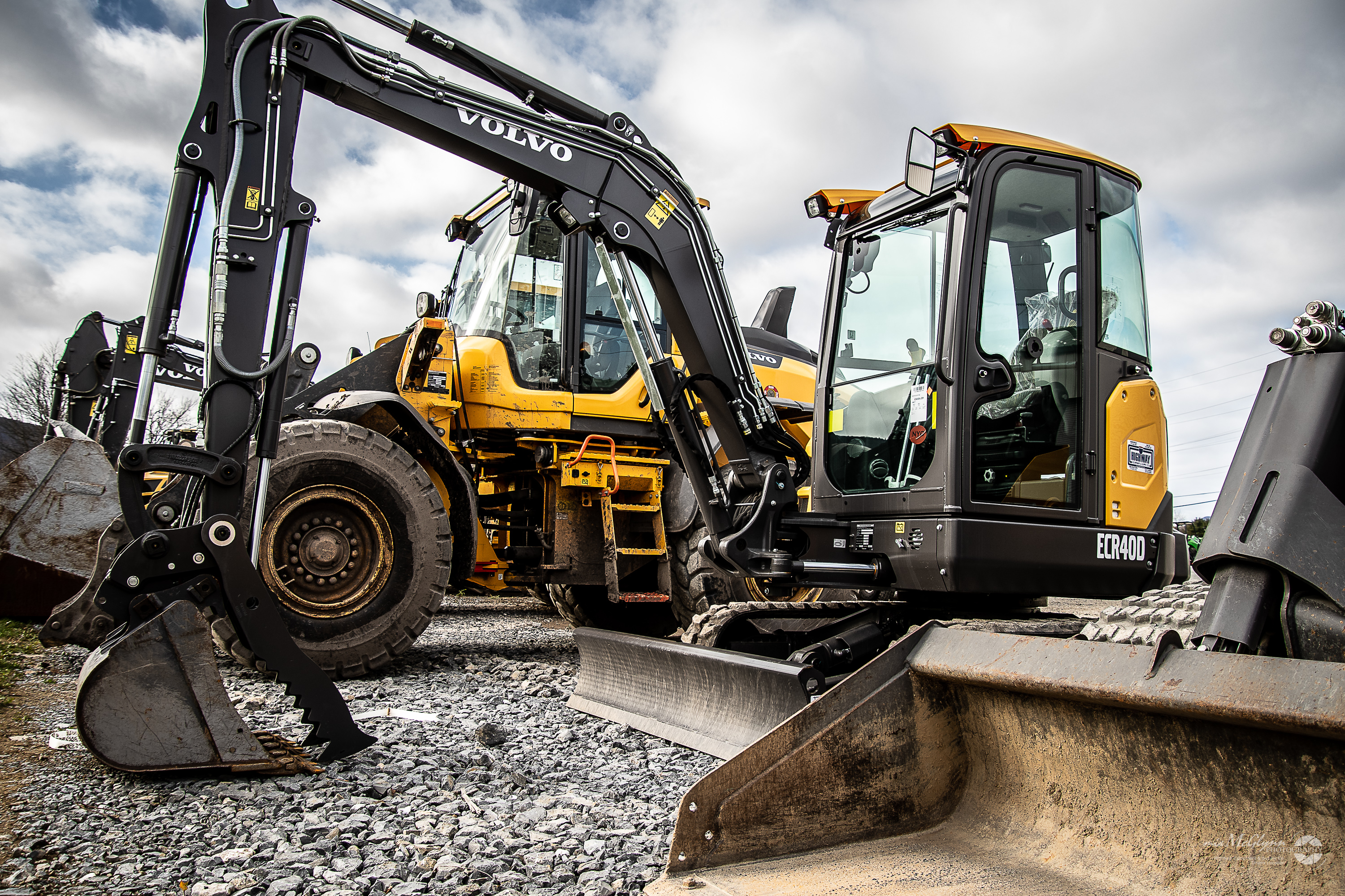 volvo construction equipment