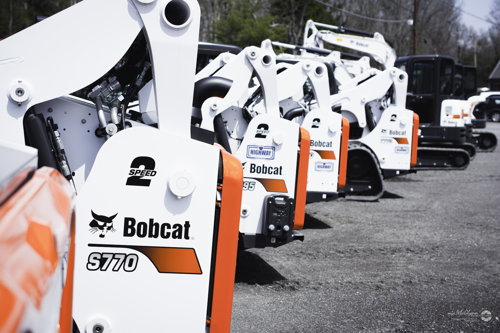 Bobcat Equipment