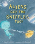 Aliens get the sniffles too!