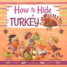 How to Hide a Turkey -Cover