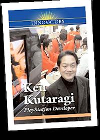 KEN KUTARAGI: PLAYSTATION DEVELOPER