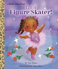 I'm a figure skater! Cover