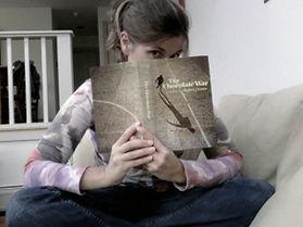 Jo Knowles reading Chocolate War