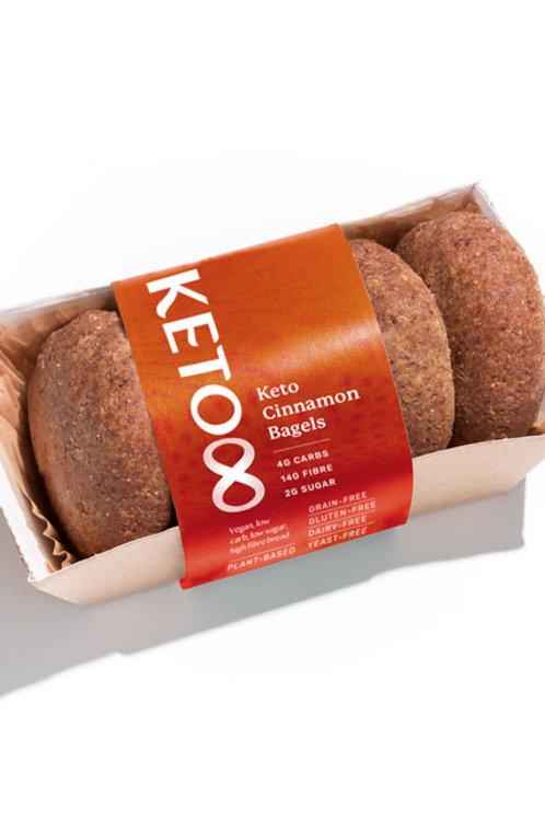Keto Cinnamon Bagels