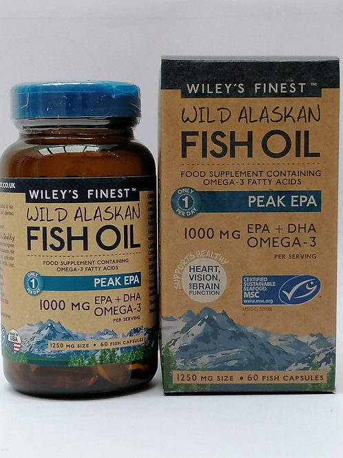 WILEY'S FINEST PEAK EPA 1000MG