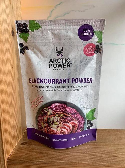 Wild, Raw, Black Currant Powder 70g