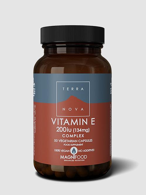 Vitamin E Complex 200iu