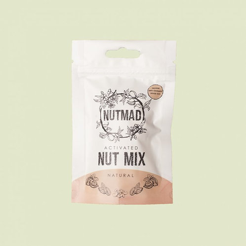 Nutmad Activated Nut Mix 30g - Natural