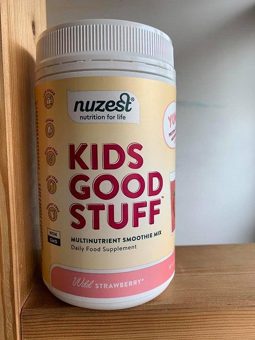 Multinutrient Smoothie Mix-  Wild Strawberry