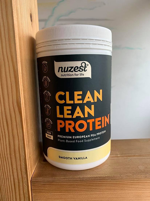Clean Lean Vegan Protein- Vanilla