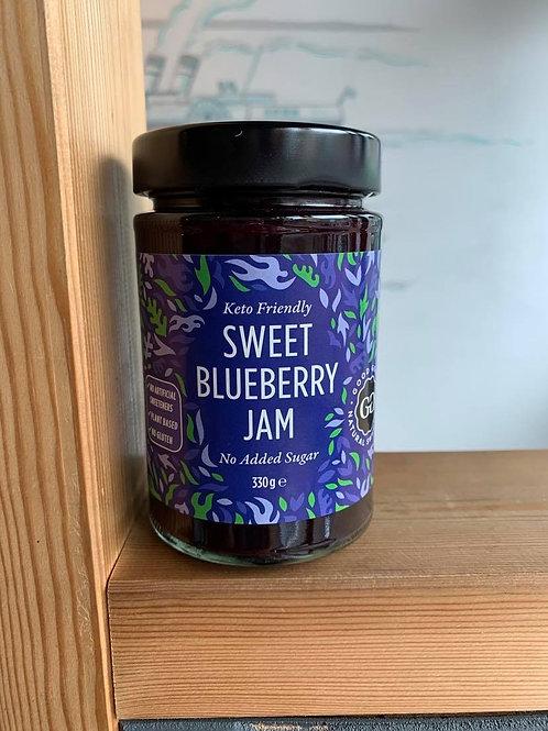 Blueberry Jam- Keto