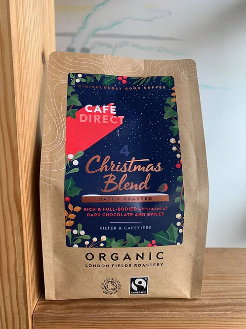 Christmas Blend Coffee-  Filter & Cafetiere 227g