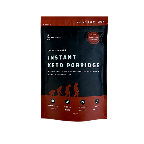 Keto Porridge - Cacao