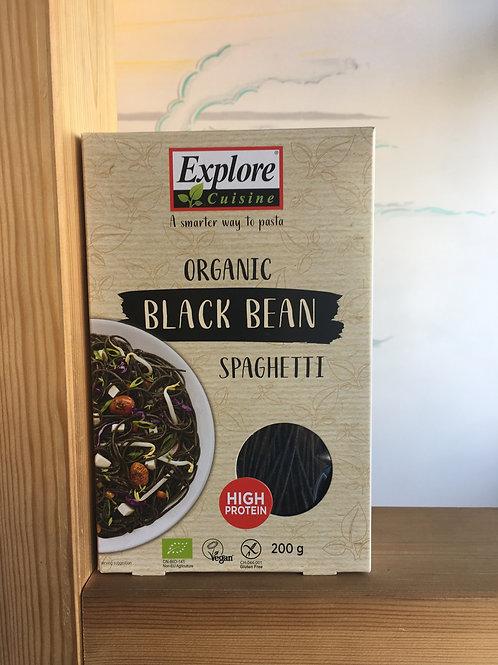 Organic Black Bean Spaghetti -200g