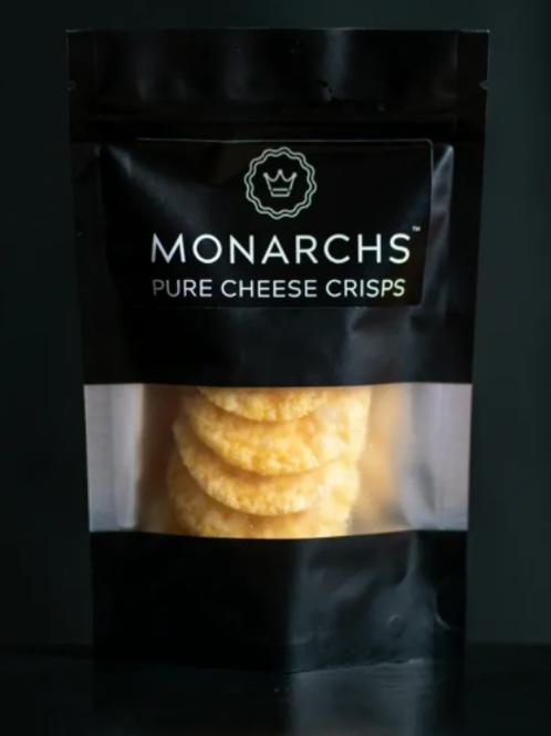 Pure Cheese Crisps