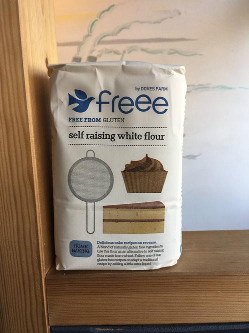 Gluten-Free Self Raising White Flour