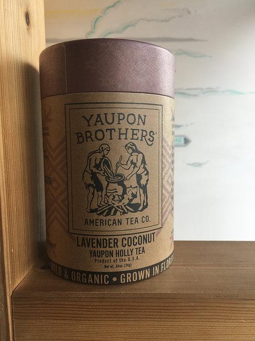 Organic Lavende & Coconut Tea