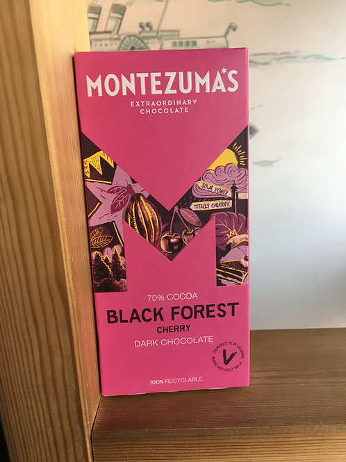 Organic Black Forest Chocolate- 70%