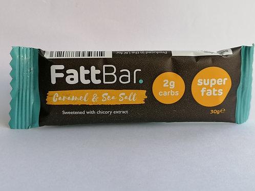 FATTBAR Caramel and sea salt