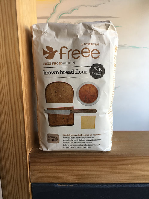 Gluten-Free Brown Bread Flour