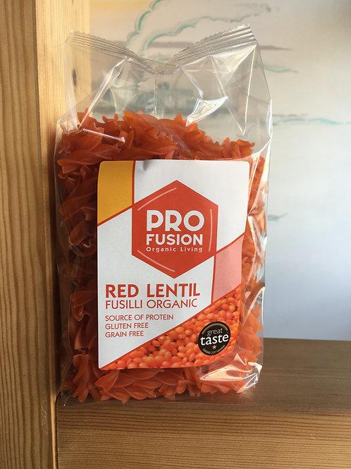 Organic Red Lentil Pasta