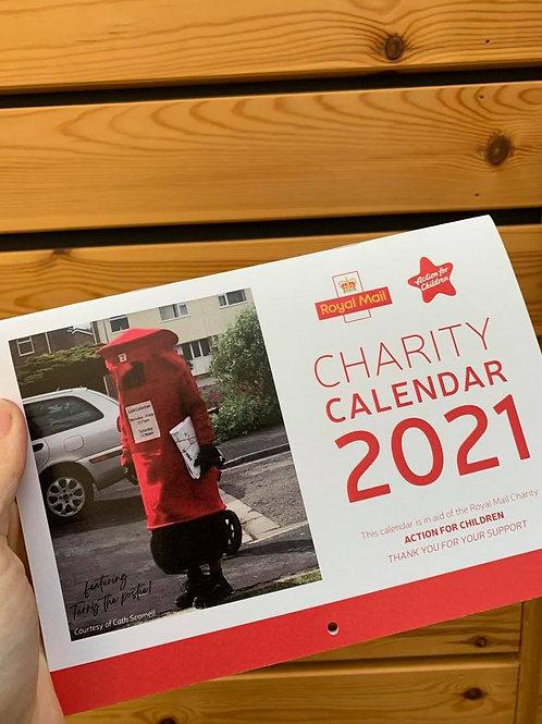 Local Charity Calendar