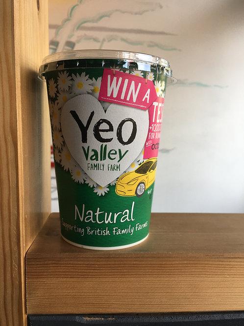 Organic Natural Yoghurt- 450g