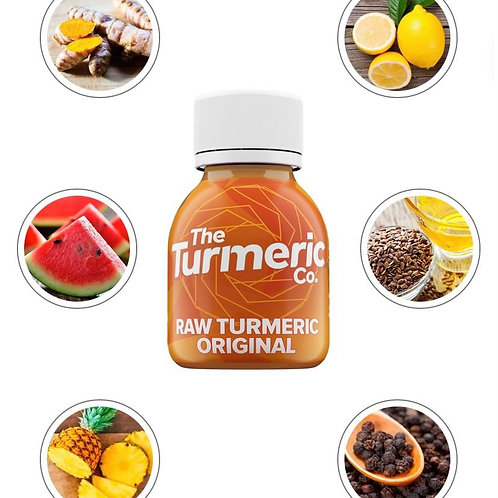 Raw Turmeric Original  60ml