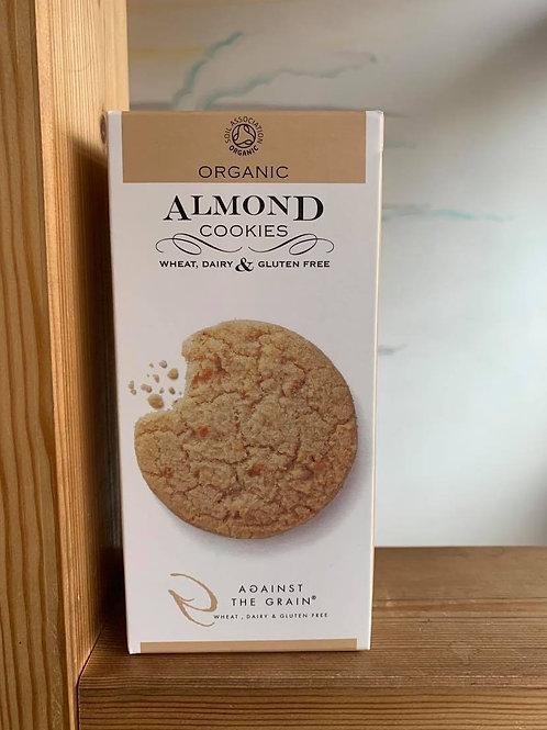 Organic Almond Cookies