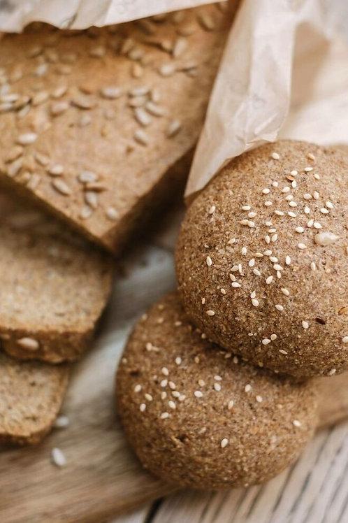 Keto/Paleo bread roll