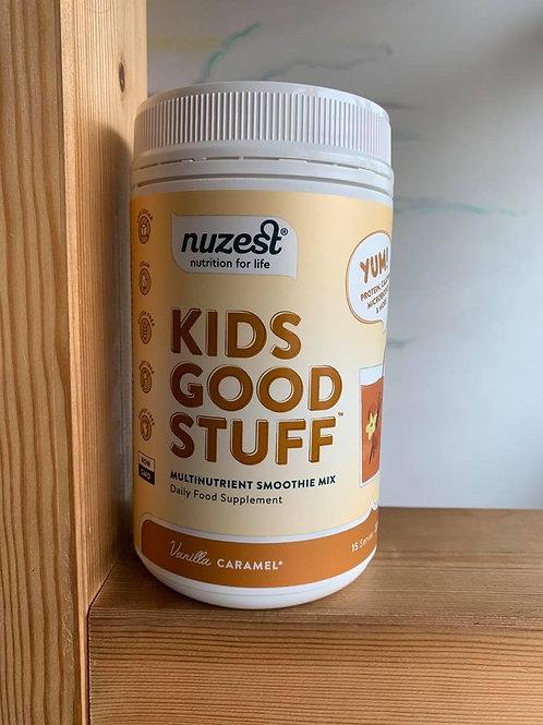 Multinutrient Smoothie Mix-  Vanilla Caramel