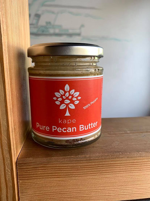 Pure Pecan Butter- activated