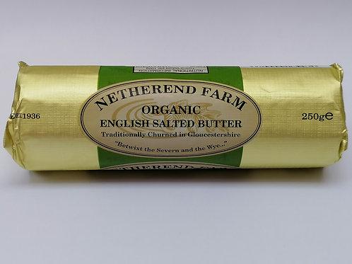 Netherend Grass-fed Butter