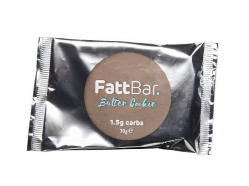 FattBar Butter Cookie  30g