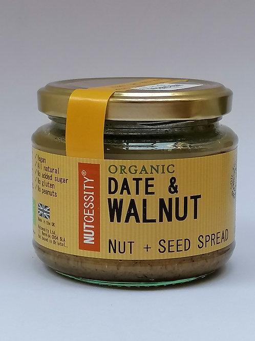 Nutcessity organic Date & walnut