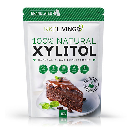 Granulated Xylitol 1kg