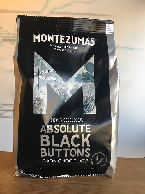 100% Absolute Black Buttons