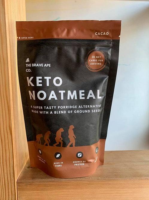 Keto Noatmeal Cacao grain-free porridge alternative