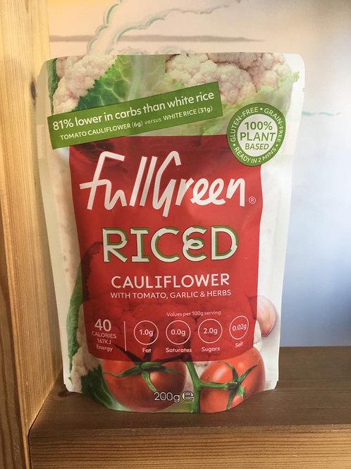 Cauli-Rice tomato & herb- 200g