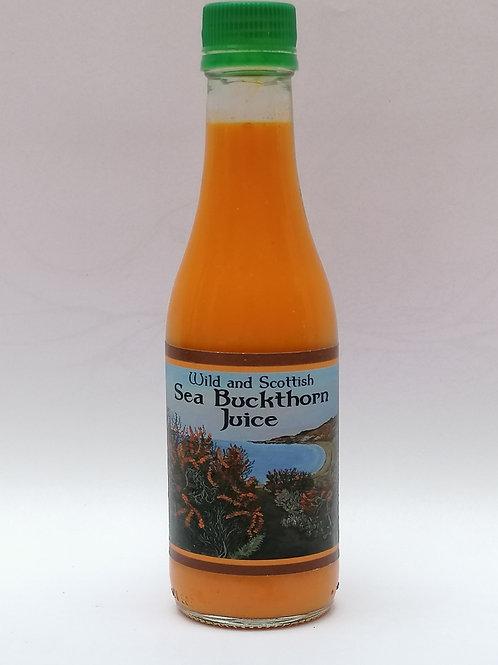 Wild and Scottish Sea Buckthorn Juice