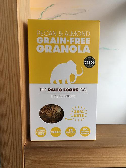 Pecan & Almond Paleo Granola