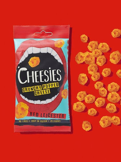 Cheesies Red Leicester  20g