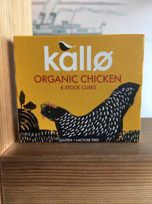 Organic Chicken Stock cubes