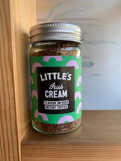 Little's IrishCream Flavour infused instant Coffee