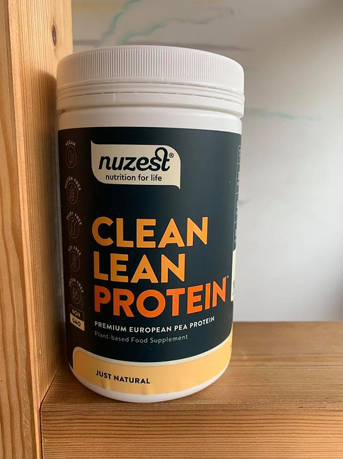 Clean Lean Vegan Protein- unflavoured