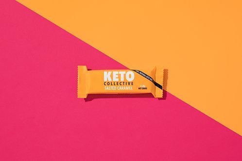 Salted Caramel Keto Bar