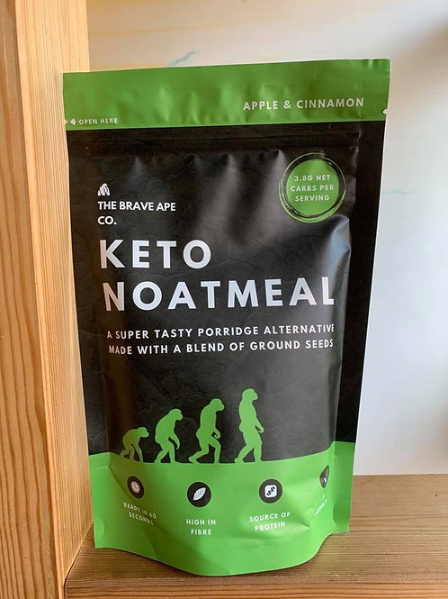 Keto Noatmeal Apple & Cinnamon Grain-free Porridge alternative
