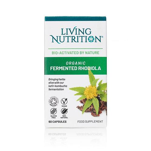 Organic Fermented Rhodiola