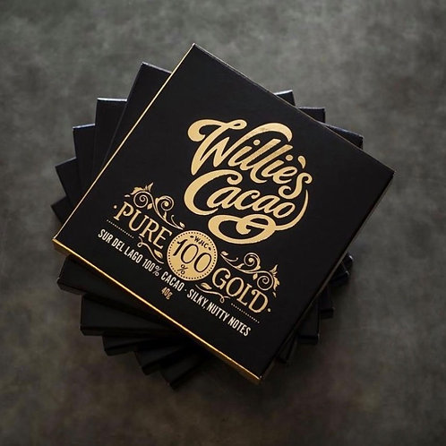 Pure 100% Gold- Willie's Cacao