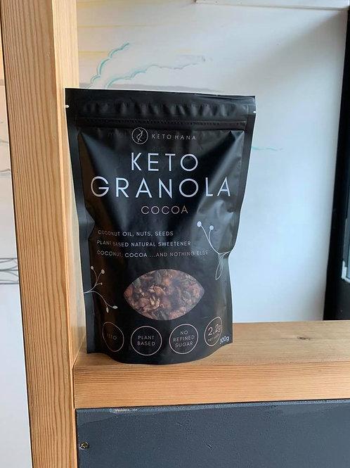 Keto Granola Cocoa & Coconut 300g